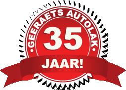 Geeraets Autolak bestaat 35 jaar!